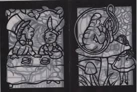 Unique Stained Glass Coloring Book Coloring Pages For Kids