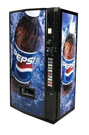 Vendo Vending Machine Stunning Vendo Model 48 Pepsi Globe On Ice Vending World