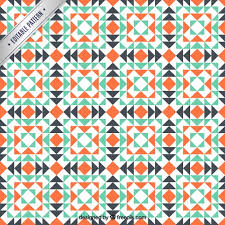 Mosaic Pattern Beauteous Geometric Mosaic Pattern Vector Free Download
