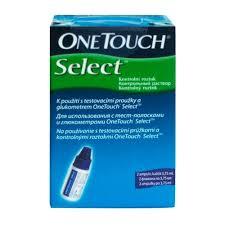 Контрольный раствор onetouch контрольный раствор select купить  Контрольный раствор onetouch контрольный раствор select