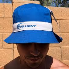 Bud Light Sun Visor That Bud Light Bucket Hat