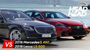 2018 lexus 450. brilliant lexus 2018 lexus ls vs mercedes s class  which is better throughout lexus 450 i