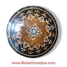 48 waterjet medallion