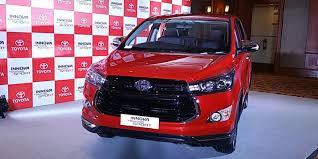 2018 toyota innova touring sport. Exellent 2018 Toyota Innova Touring Sport Launched At Rs 1779 Lakhs On 2018 Toyota Innova Touring Sport O