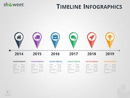 Power Point Time Line Template Timeline Infographics Templates For Powerpoint