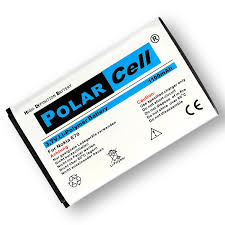 PolarCell Battery for Nokia E70 with ...