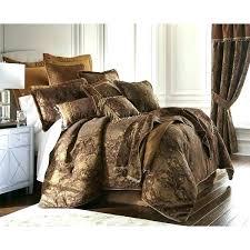 brown bedding sets browning comforter set sherry china art brown cal king size 6 piece comforter brown bedding