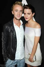 Harry potter star tom felton has recalled the first film was a 'family affair' for him, sharing his grandfather made an appearance in the philosopher's stone. Emma Watson And Tom Felton Are Dating Tom S New Instagram Post Tell A Story Which Will Make Fans Go Awww