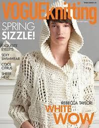 Vogue Knitting Patterns Custom 48 Best Vogue Knitting Magazine Images On Pinterest In 48