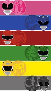 Power Rangers Wallpaper For Bedroom Mighty Morphin Power Rangers Wallpaper Wallpapersafari
