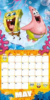 Myanimelist has got you covered! Spongebob Wall Calendars Large Selection