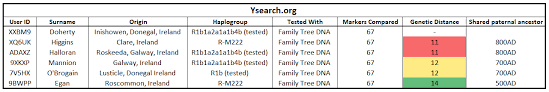 Genetic Family Tree Blog Irish Origenes Use Family Tree Dna To Discover Your Genetic