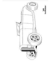 Small Picture BlueBonkers Roadster Hotrod Coloring pages Cars Automobiles