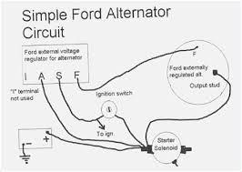 one wire alternator diagram chevy one wire alternator diagram wiring ford one wire alternator wiring diagram images bosch alternator ford one wire alternator diagram ford get