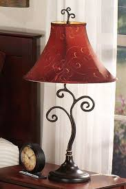 Living Room Traditional Table Lamp Design Idea For Living Room