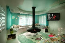 Skull Bedroom Curtains Home Renovation Design Decor Idin Architects Thai Building