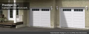 garage doors designs.  Doors Garaga Garage Doors  Model Standard Prestige XL 9u0027 X 7u0027 Ice For Designs