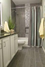 view this great contemporary full bathroom with high ceiling undermount sink in glendale