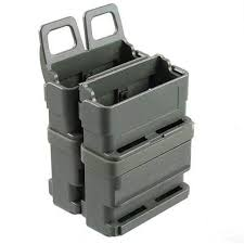 Ar15 Magazine Holder MOLLE FastMag Single Magazine Pouch AR100 Compatible Polymer 65