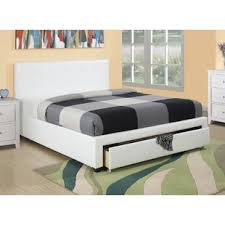 bed with drawers. Modren With Valhalla Upholstered Platform Bed And With Drawers Q