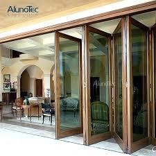 interesting folding glass doors exterior accordion glass doors s folding glass doors exterior best