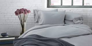 bed linen grey by calvin klein back to bedding