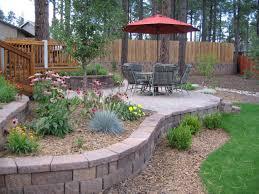 Backyard Rocks Landscape Startling Landscaping Ideas Small Backyard Gardens For
