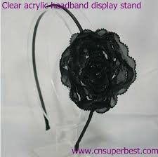 Fascinator Display Stands Awesome Clear Acrylic Headband Display Stand Clear Acrylic Headband Display