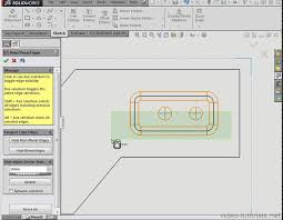 In the walkthrough video above, we'll learn how to quickly move drawing views from sheet to sheet with drag a dialogue box appears asking if the user wants to delete the view. Hiding Edges In Your Drawings Solidworks Tutorials Youtube