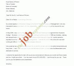 Download Writing A Cover Letter For Resume How To Format Appealing