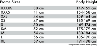 54cm Road Bike Size Chart Road Bike Sizes Online Charts Collection