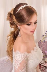 Your Perfect Hair Style choosing the perfect hairstyle to match your wedding dress al 7386 by stevesalt.us