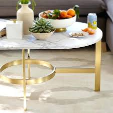 table coffee table marble oval west elm square review