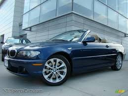 2006 BMW 3 Series 330i Convertible in Mystic Blue Metallic ...