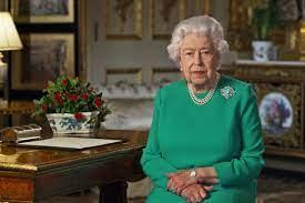 C'è un messaggio nell'abito scelto dalla regina Elisabetta per il discorso  alla nazione - la Repubblica