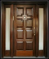 wood modern wooden glass door novocom top