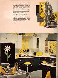 Yellow And Black Kitchen Decor Yellow And Black Kitchen Decor Winda 7 Furniture
