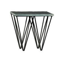 slate top coffee table set stone end tables modern sets patio