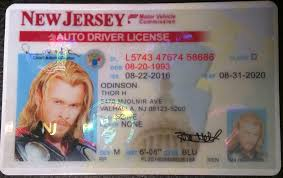 Scannable Best Id - Drivers New Idviking License nj Fake Jersey Ids