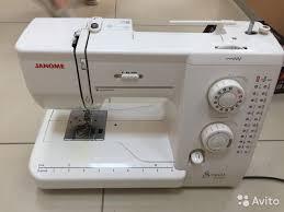 <b>Швейная машинка Janome</b> Sewist 625E арт 1681247 - Для дома и ...