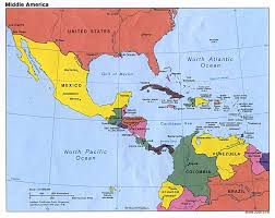 download south america and mexico map  major tourist attractions maps