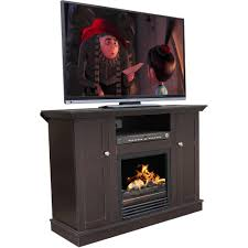 d eacute cor flame kingsley 42 a fireplace for tvs up to 50 dark chocolate com