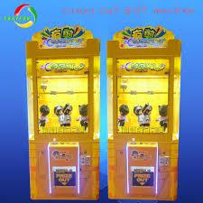 Cut Ur Prize Vending Machine Classy Hot Sale Crazy Scissors Cut Prize Machine Cut Rope Arcade Vending