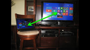 how to connect laptop to tv using vga cable quick easy