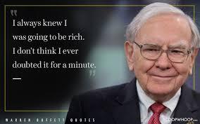 Warren Buffett Quotes Impressive 48 Pearls Of Wisdom By Warren Buffett That Are The Perfect Mantras