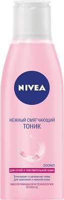 <b>Тоник для лица</b> NIVEA Нежный <b>смягчающий</b> – купить в сети ...