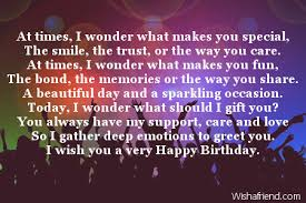Beautiful Quotes For A Friend On Her Birthday Best Of Friends Birthday Poems