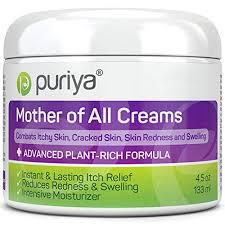 Jual Puriya Cream For Eczema, Psoriasis, Dermatitis and Rashes ...