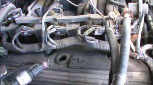 how to change an intake manifold on a 4 6l ford v8