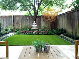 Backyard Design Landscaping Creative Custom Decoration